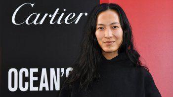 En esta foto de archivo, el diseñador taiwanés-estadounidense Alexander Wang llega al estreno mundial de Oceans 8 el 5 de junio de 2018 en Nueva York.