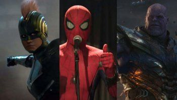 Al éxito de Endgame hay que sumarle la rompedora Capitana Marvel y la ligera pero interesante Spider-Man: Lejos de Casa. En total, el Universo Marvel ha superado los 5.000 millones de dólares de recaudación global.