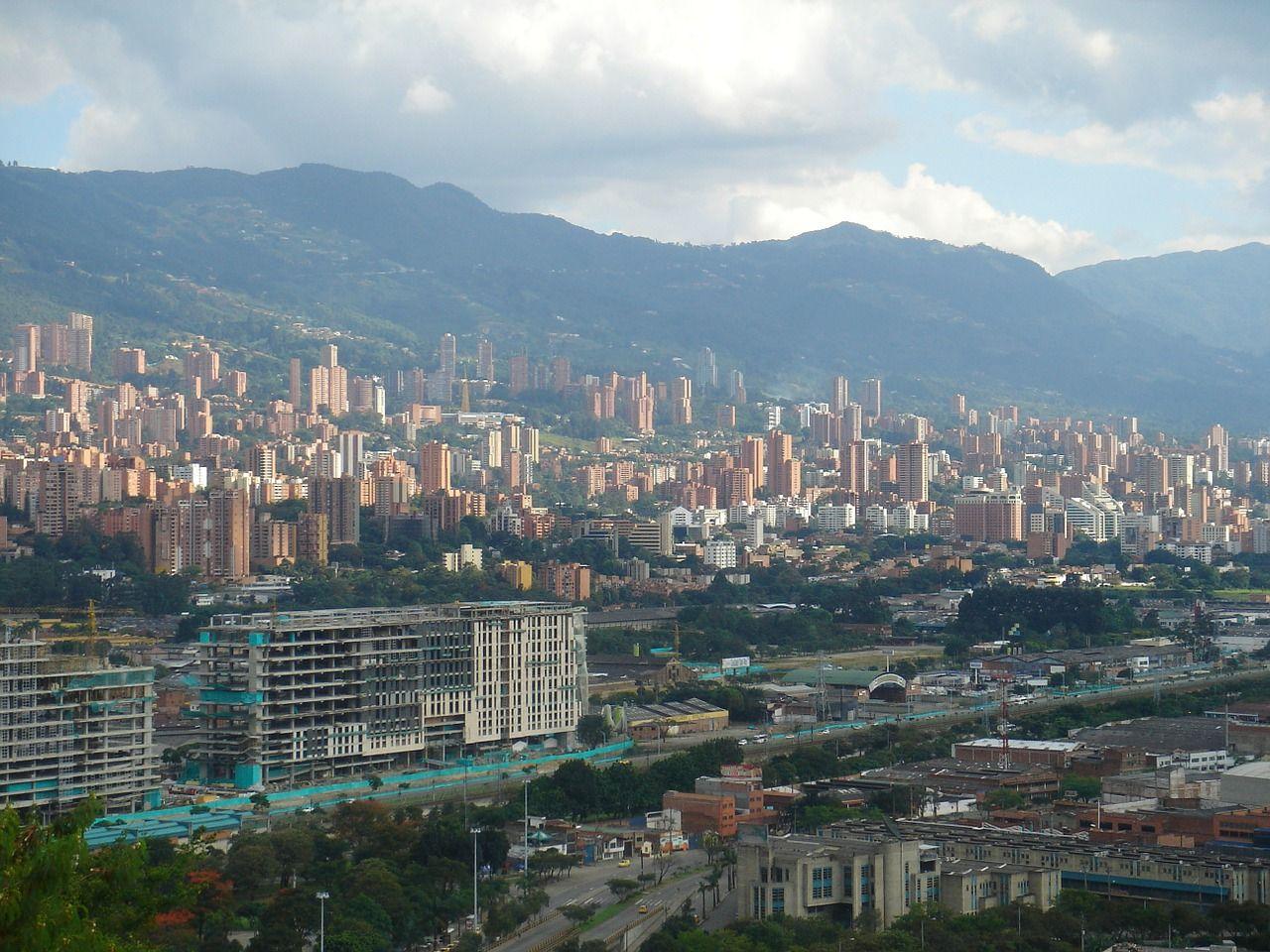 Imagen referencial, ciudad de Medellín.