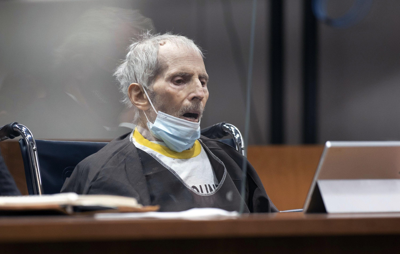 Inculpan al multimillonario Robert Durst, de la muerte de su esposa