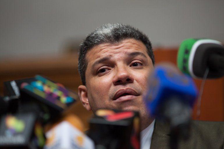 Parra fue candidato a la gobernación de Yaracuy por la Mesa de la Unidad Democrática (MUd)