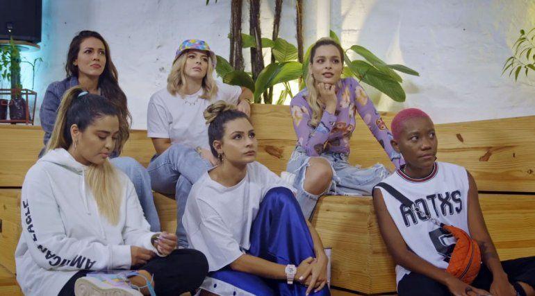 En esta imagen difundida por MTV Latinoamérica