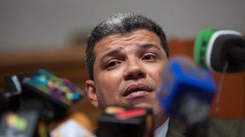 Parra fue candidato a la gobernación de Yaracuy por la Mesa de la Unidad Democrática (MUd), en 2017, cuando perdió contra el candidato del PSUV Julio León Heredia.