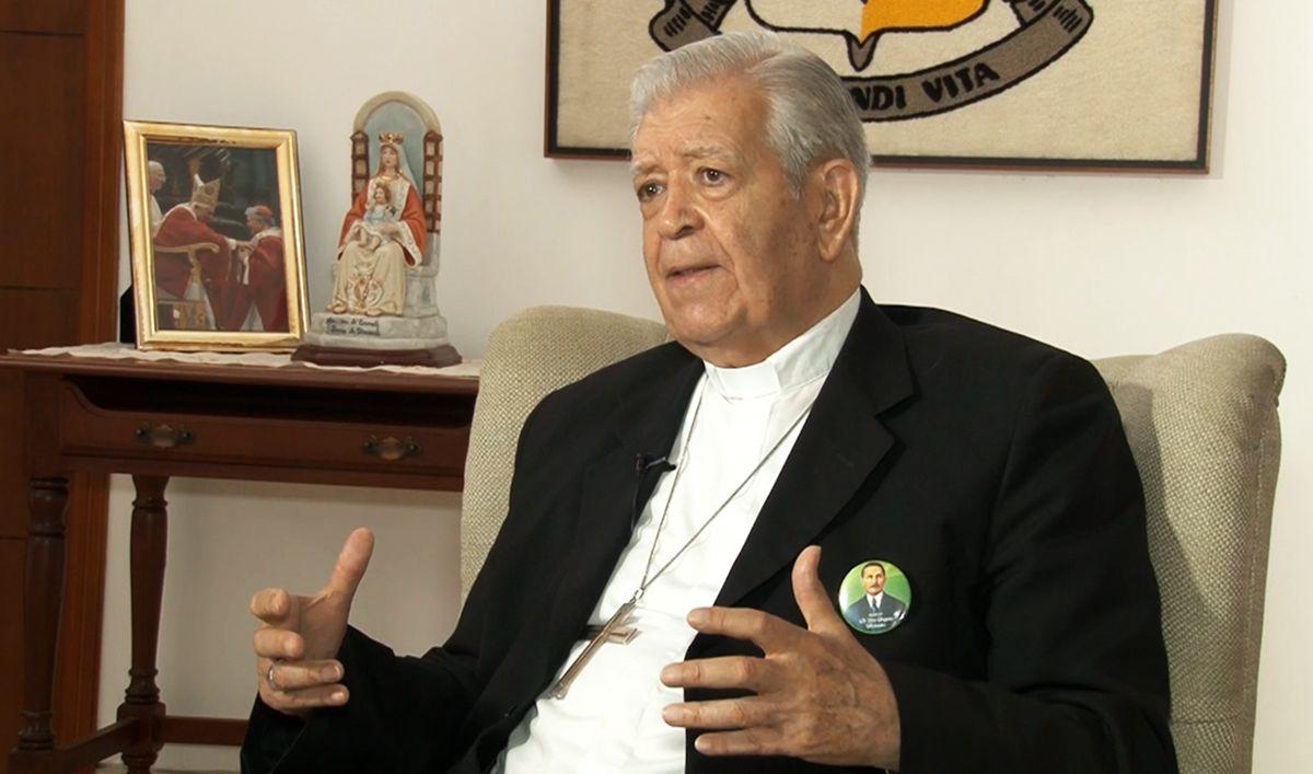 Cardenal Jorge Urosa Savino.