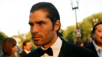 En esta fotografía de archivo del 5 de septiembre de 2007 el actor mexicano Eduardo Verástegui llega a la gala y ceremonia de premiación Smithsonian Latino Center para recibir un premio de talento emergente en Washington.