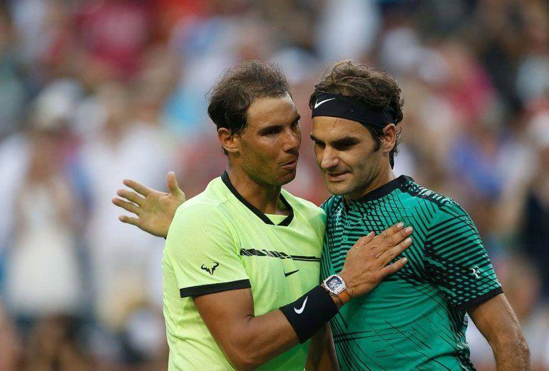 Tenis: Nadal y Federer, reelegidos en el Consejo de la ATP