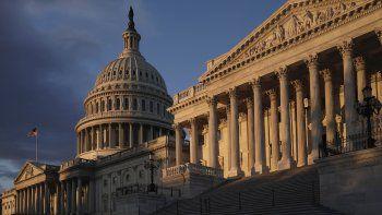 Capitolio, fotografiado el 8 de noviembre del 2019. La sede del Congreso será escenario de vistas abiertas al público en la investigación para decidir si se le hace un juicio político a Donald Trump.