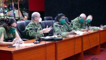 Consejo de Defensa Provincial de Santiago de Cuba.