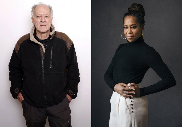 El actor y director Werner Herzog y la actriz y directora Regina King forman parte de la programación de la próxima edición del Festival Internacional de Cine de Toronto.