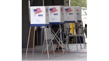 En todo el país se han recogido al menos 16,4 millones de papeletas anticipadas en 31 estados, según una estimación de la Associated Press. Las cifras incluyen votos anticipados en persona y votos por correo recibidos por las autoridades