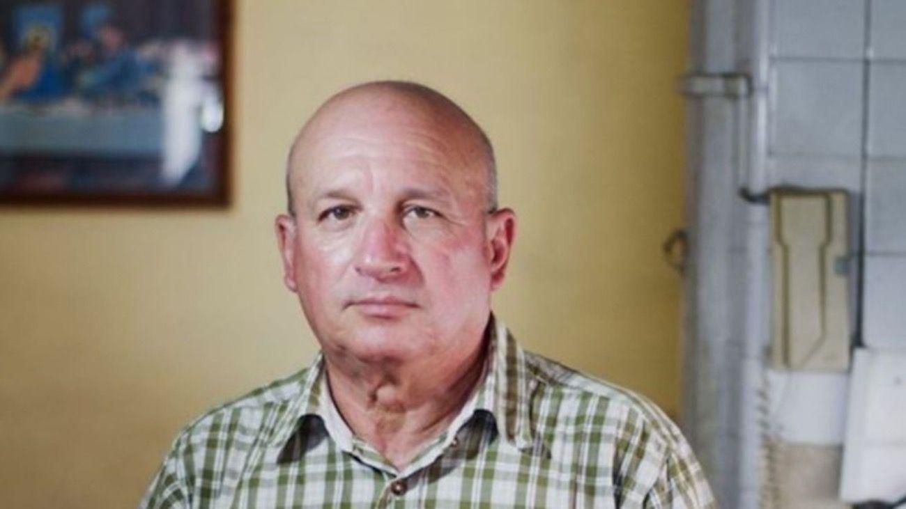 El opositor cubano Félix Navarro.
