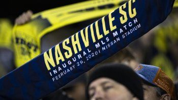 La MLS explicó que dos jugadores del Nashville SC, equipo que llegó a Orlando el 3 de julio, dieron positivo por coronavirus durante el fin de semana y los otros tres recibieron los resultados la noche del lunes.
