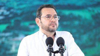 El Gobierno del presidente Jimmy Morales respondió publicando en el Diario Oficial una nueva orden para instaurar el estado de sitio en 20 localidades.