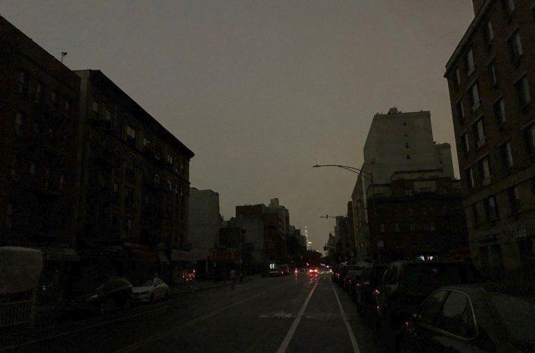 Edificios en Harlem