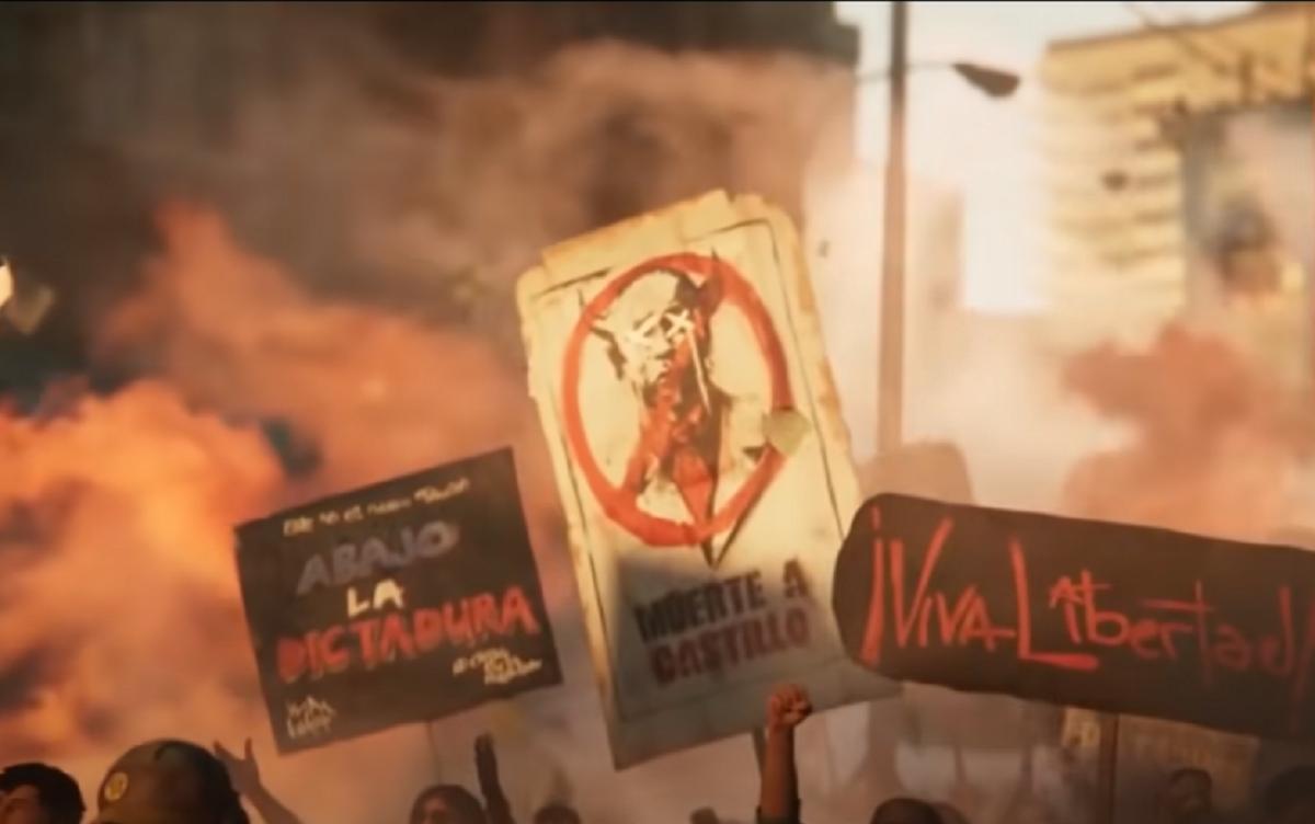 Lanzan videojuego inspirado en Cuba donde hay que derrocar a una dictadura