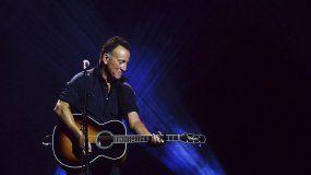 Bruce Springsteen toca en la ceremonia de clausura de los Juegos Invictus en Toronto, el 30 de septiembre de 2017. El más reciente álbum de Springsteen, Letter To You, salió el 23 de octubre del 2020.