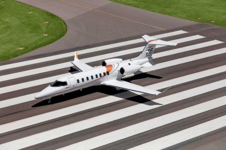 A empresa canadense Bombardier anunciou na quinta-feira que no final deste ano ele vai parar de fazer o jato privado privado emblemático.