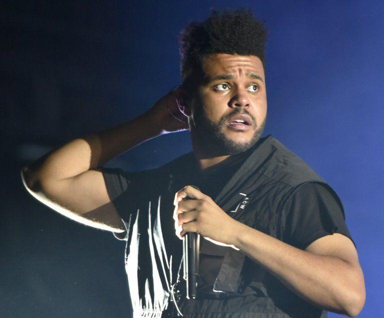 The Weeknd actúa en el festival Lollapalooza en Chicago el 4 de agosto de 2018. The Weeknd