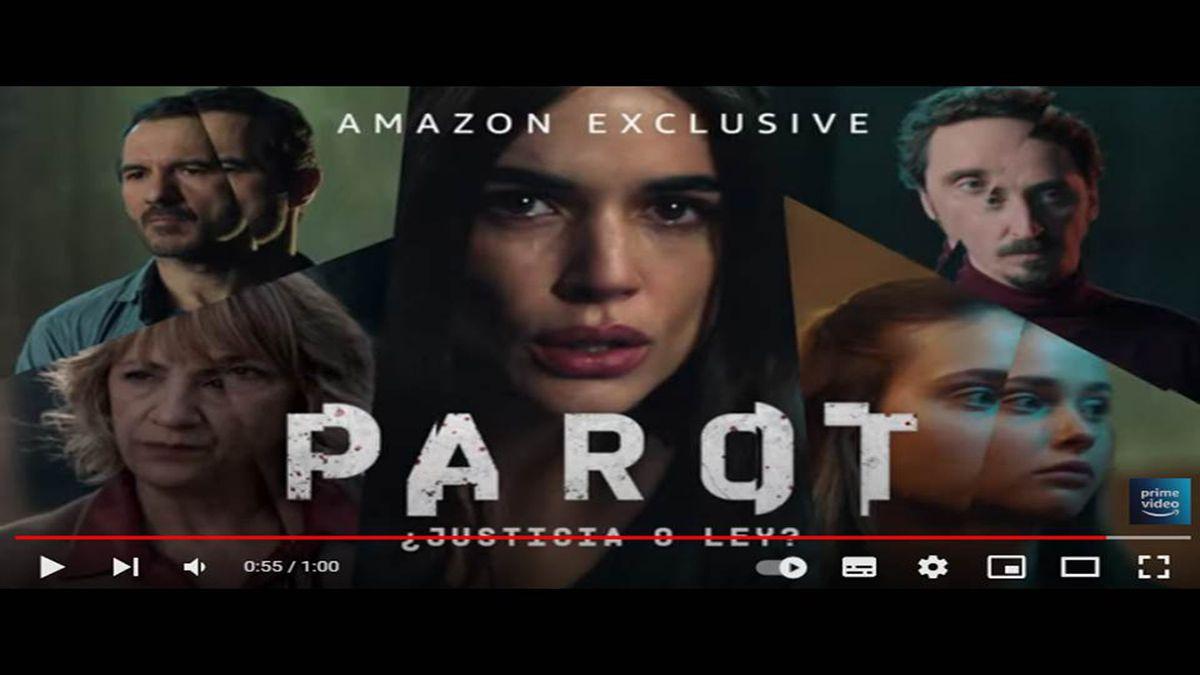 Plataforma Paramount+ estrena la serie policial Parot.
