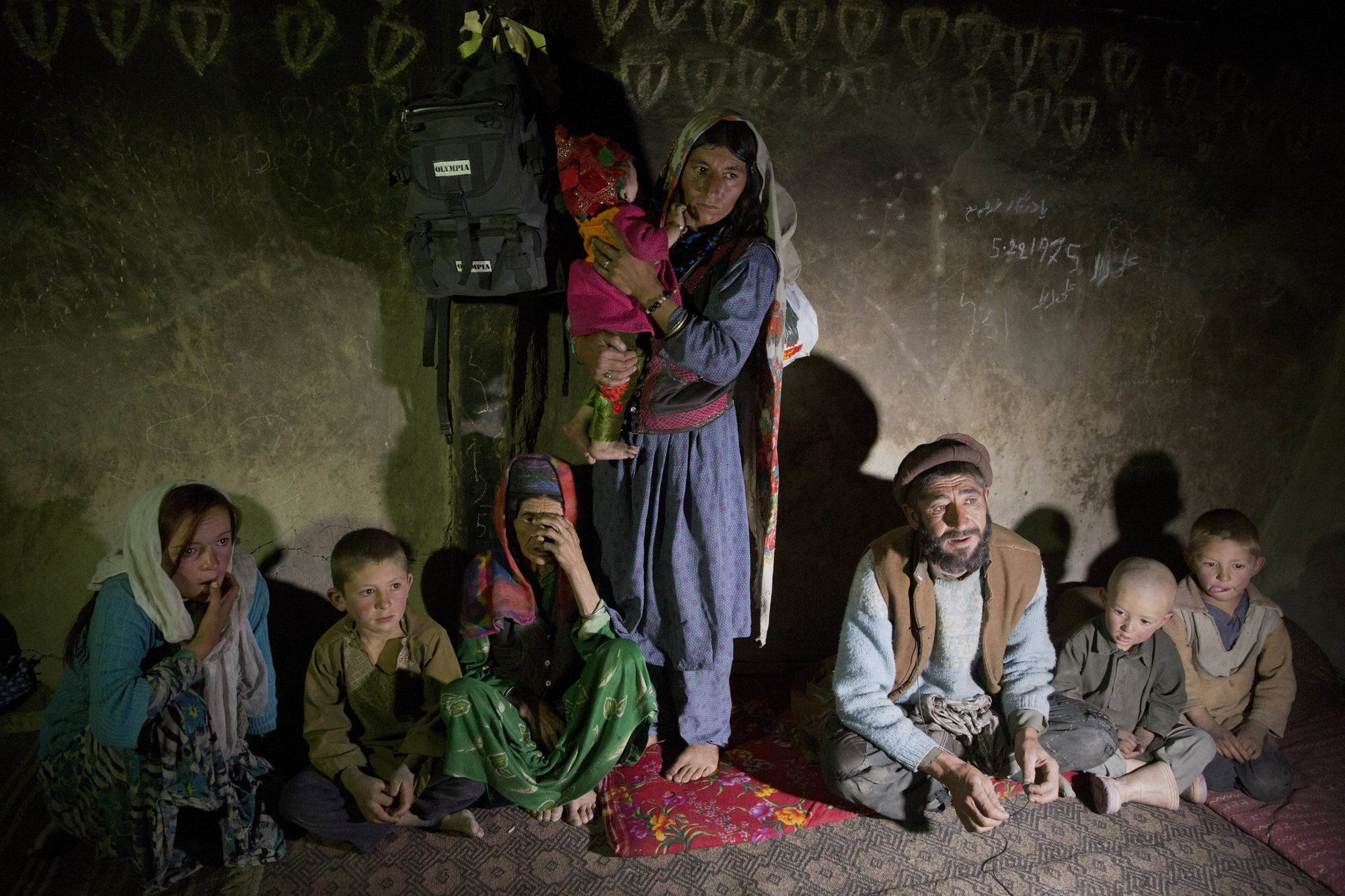 Hambre se dispara en Afganistán