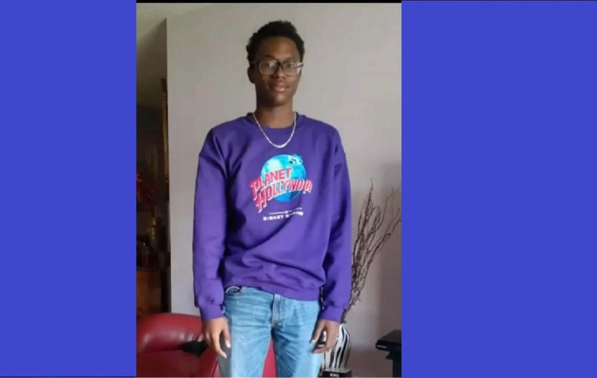 Joven de 18 años Dwight Grant fallecido en Miramar. Imagen compartida por la familia.