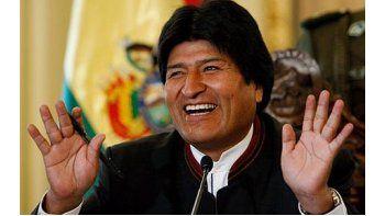 El presidente de Bolivia, Evo Morales, firmó un decreto que designa al Palacete de LaFlorida, en la ciudad sureña de Sucre, como la segunda residencia presidencial. (EFE)