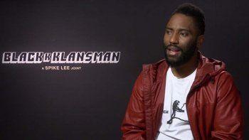 l actor, que ha cosechado un exitoso año tras protagonizar la oscarizada Infiltrados en el Kkklan (Spike Lee) es el primero en unirse al ultrasecreto proyecto de Nolan.