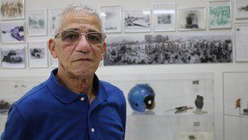 Rigoberto Varona en abril de 1961 desafió el peligro para recuperar su Patria, pero en esa epopeya su tarea más heroica fue sortear el fuego enemigo para salvar la vida de un amigo
