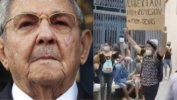 Mientras Raúl Castro se llena de discursos en el Congreso del Partido, el aarato judicial de la dictadura condena a 6 años a Robles por alzar un cartel