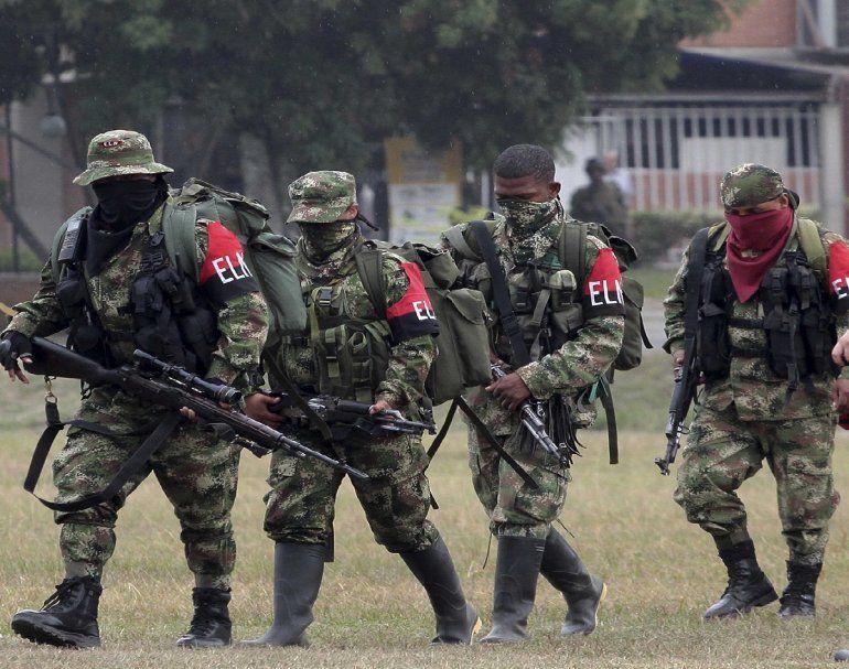 El ELN plantea una tregua con el Gobierno colombiano para reactivar las  conversaciones de paz