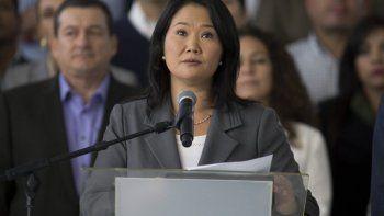 La candidata Keiko Fujimori, aseguró que en caso de salir vencedora en su gobierno se valorará a las personas por su experiencia y no por su color político