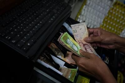 La última cifra de inflación facilitada por el Banco Central de Venezuela (BCV) fue el pasado 10 de septiembre cuando reveló los números de junio (4