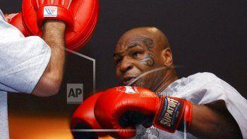 Mike Tyson tratará de mostrar una imagen diferente a la que dejó en su última aparición ante un casi desconocido Kevin McBride, después de ser el gran dominador de la categoría reina de los pesos pesados.