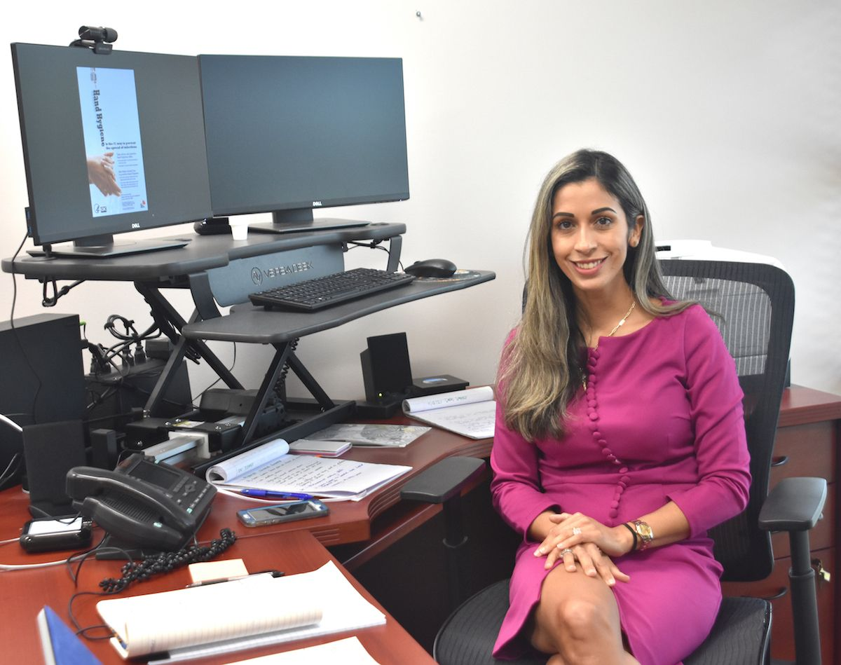 La doctora Marisela Marrero, presidenta regional de Steward Health Care para el sur de la Florida estrecha lazos con la comunidad impulsando un servicio de alta calidad y en español
