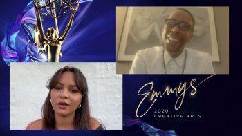 Ron Cephas hace historia al ganar el premio al mejor actor invitado en una serie de drama la misma semana que su hija, Jasmine Cephas Jones, quien fue nombrada mejor actriz en una serie de formato corto, el 19 de septiembre del 2020 en la ceremonia virtual de los Premios Emmy a las Artes Creativas.