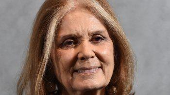 En esta foto de archivo tomada el 12 de octubre de 2019, la periodista y feminista estadounidense Gloria Steinem llega a la 17a Gala Anual del Museo Hammer en el Jardín del Museo Hammer en Los Ángeles, California. Gloria Steinem ha sido galardonada el 19 de mayo de 2021 con el Premio Princesa de Asturias de Comunicación y Humanidades, anunció el jurado.