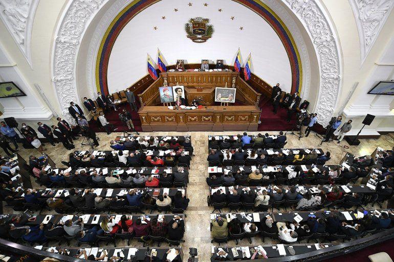 El nuevo presidente de la Asamblea Nacional