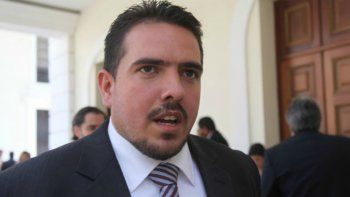 Stalin González informó que su homologo parlamentario, Julio Borges, tomará el próximo 5 de enero de 2017 el puesto de presidente de la Asamblea Nacional.