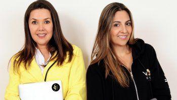 Marta González y Natalia Bolívar, inmigrantes de origen colombiano y expertas en estrategias de redessociales, son lasfundadoras de VIVALTO MEDIA.