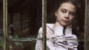 En esta imagen proporcionada por PBS Greta Thunberg, protagonista de la docuserie Greta Thunberg: A Year to Change the World. La serie de tres partes coproducida por PBS y BBC Studios se estrena el 22 de abril de 2021.