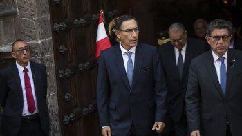 Al entierro de Pérez de Cuéllar, quien murió a los 100 años,asistieron varios ministros del gobierno del presidente Martín Vizcarra y diplomáticos peruanos.