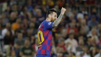 Messi, clave en el triunfo sobre el Inter de Milán (2-1) del miércoles en el Camp Nou, con la asistencia final a Luis Suárez para lograr la remontada, cree que este triunfo era totalmente necesario para el grupo.