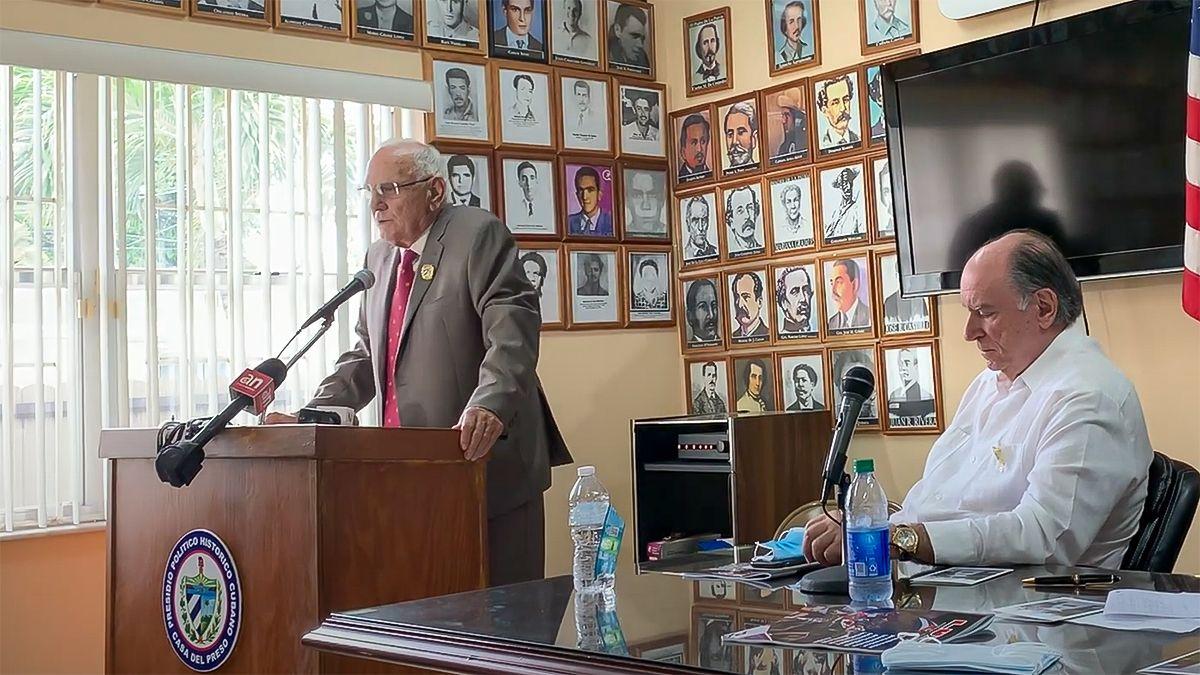 Habla Santiago Álvarez, presidente de la Fundación Rescate Jurídico.