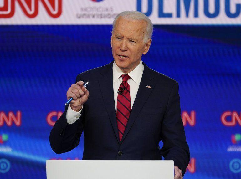 los migrantes guardan esperanzas de que Biden