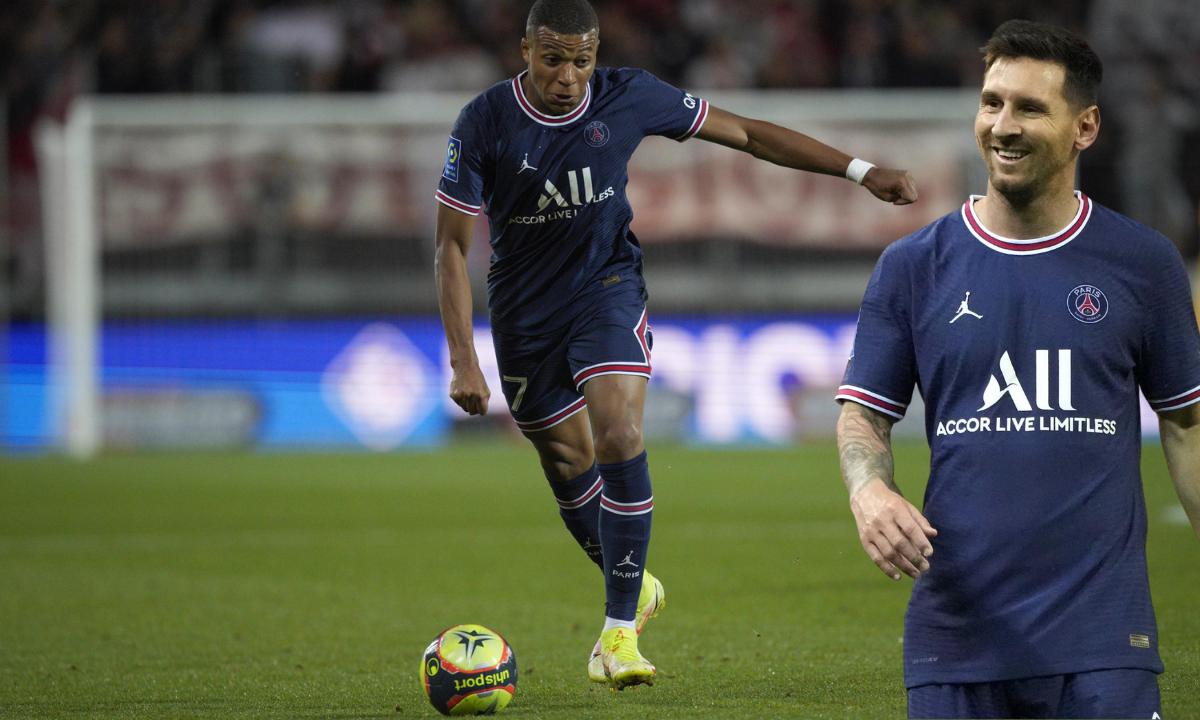 Messi-Mbappé: Los talentos se encuentran fácilmente