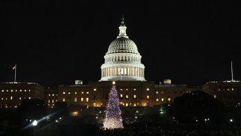 Capitolio de Estados Unidos. Washington D.C.