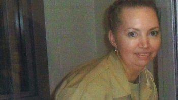 Esta foto sin fecha proveída por los abogados de Lisa Montgomery muestra a su representada. Montgomery, en el 2004 mató a una mujer embarazada, le arrancó el bebé del útero y lo hizo pasar por suyo.