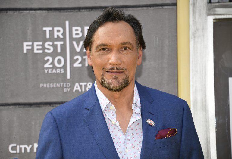 El actor Jimmy Smits asiste al estreno de In the Heights la noche inaugural del Festival de Tribeca 2021