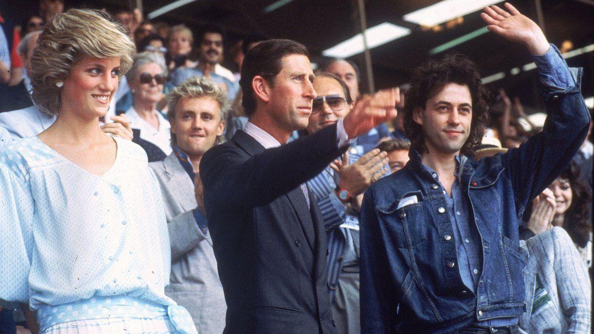 35 años después de Live Aid, Geldof evalúa el costo personal