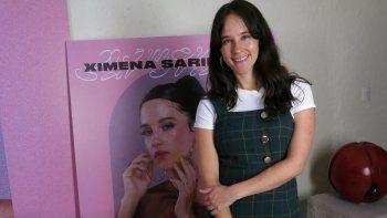 En esta fotografía del 28 de noviembre de 2019 la cantautora mexicana Ximena Sariñana posa durante una entrevista en la Ciudad de México. Sariñana lanzó su más reciente sencillo TBT 4 EVER el 29 de noviembre de 2019.